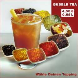 706. Grüner Tee - Blueberry