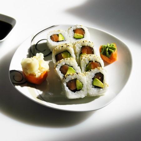 131. Alaska-Sesam Maki